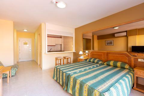 All inclusive zonvakantie Tenerife - Aparthotel Villa de Adeje Beach