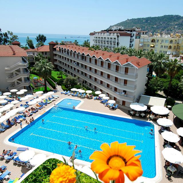 Alanya - Hotel Panorama