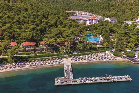 Goedkoopste zonvakantie Zuid-Egeïsche Kust - Hotel Grand Yazici Club Turban