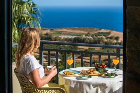 Goedkope zonvakantie Kreta - Hotel Happy Cretan Suites - inclusief autohuur