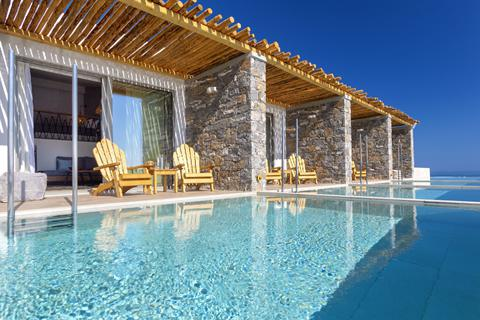 Goedkope zonvakantie Kreta - Atermono Boutique Resort