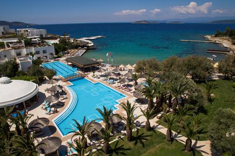 All inclusive zonvakantie Egeïsche Kust - Hotel Samara
