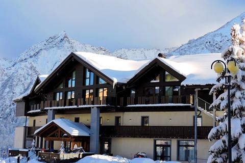 Goedkope skivakantie Adamello Ski ⛷️Hotel Adamello