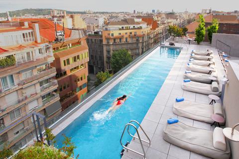 Hotel Ohla Eixample