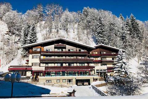 TIP wintersport Skicircus Saalbach-Hinterglemm-Leogang-Fieberbrunn ⛷️Hotel Alpenblick