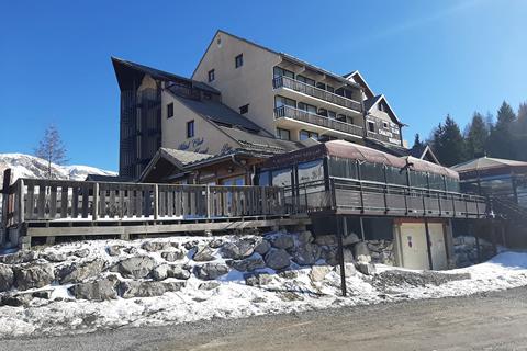 Korting wintersport Le Massif du Dévoluy ⛷️Résidence Club Margot