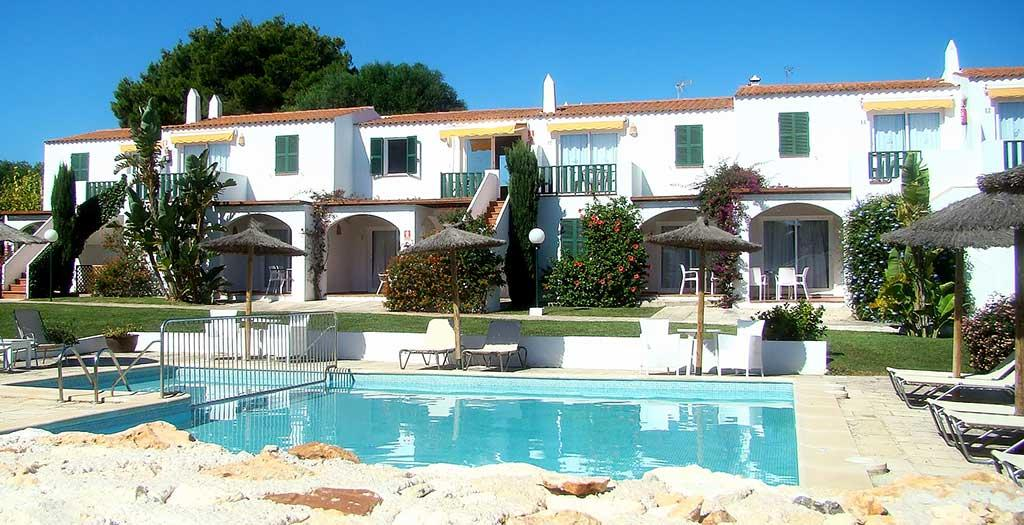Bijzondere accommodaties Nure Mar Y Mar in Cala'n Blanes (Menorca, Spanje)
