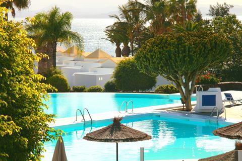 Aanbieding zonvakantie Lanzarote - Bungalows Sandos Atlantic Gardens - halfpension