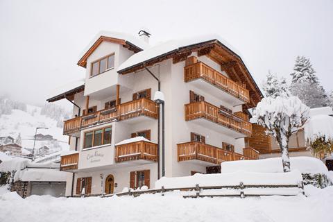 TIP skivakantie Dolomiti Superski ⛷️Appartementen Cësa Ruacia