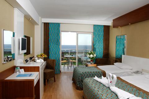 All inclusive zonvakantie Turkse Rivièra - Hotel Seaden Sea World Resort & Spa