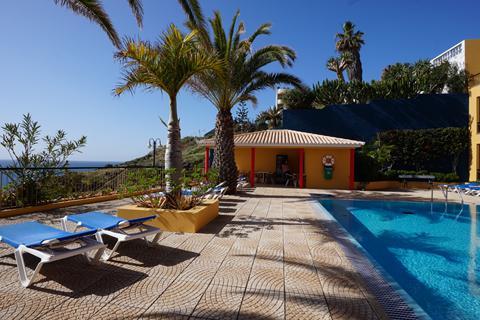 Goedkope zomervakantie Madeira - Rocamar Lido Resort