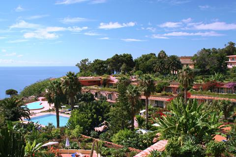 Goedkope zomervakantie Madeira - Aparthotel Quinta Splendida Wellness