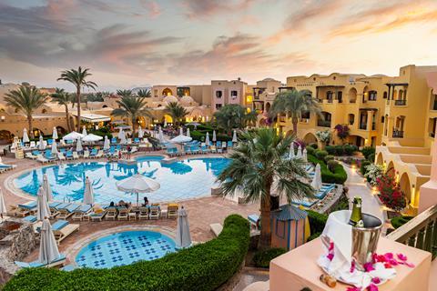 TIP vakantie Rode Zee 🏝️Hotel Three Corners Rihana Resort & Rihana Inn