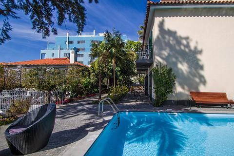 Korting vakantie Madeira 🏝️Hotel Vila Vicencia
