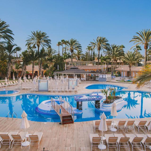 Aparthotel Suites Villa Resort by Dunas winterzon