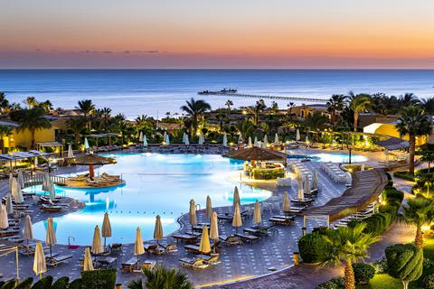All inclusive zonvakantie Marsa Alam - The Three Corners Fayrouz Plaza Beach Resort