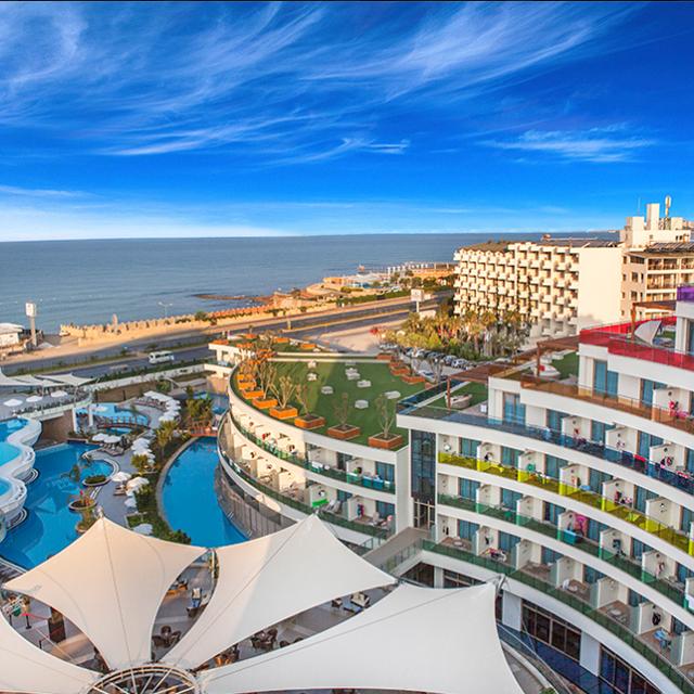 Alanya - Hotel Long Beach Harmony