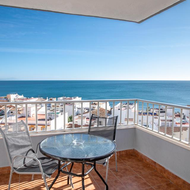 Appartementen Palm Beach Club Carihuela