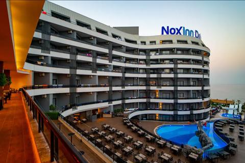 Goedkope zonvakantie Turkse Rivièra - Hotel NoxInn Deluxe