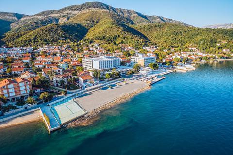 All inclusive zonvakantie Herceg Novi - Hotel Iberostar Bijela Delfin