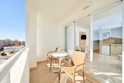 Goedkope vakantie Mallorca 🏝️Appartementen Sun Beach
