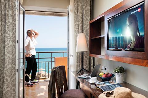 Goedkope zonvakantie Rode Zee - Hotel Three Corners Ocean View