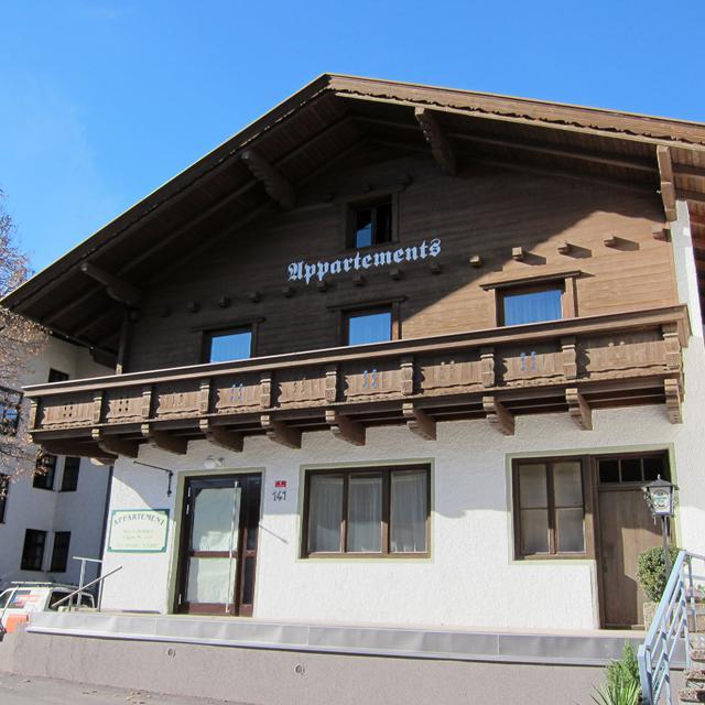 Appartementen Laimböck Tirol