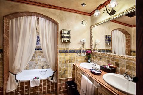 Goedkope zonvakantie Tenerife - Hotel Villa Cortes