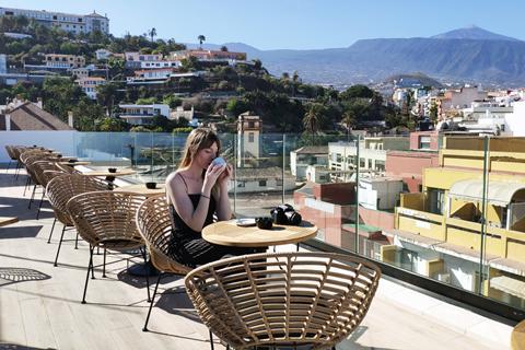 Goedkope zonvakantie Tenerife - Dwo Nopal By Checkin