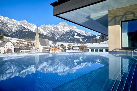TOP DEAL wintersport Ski Amadé ⛷️Die HOCHKOENIGIN