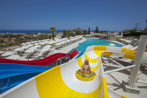 Goedkope zonvakantie Cyprus. - Louis St. Elias Resort - Ultra all-inclusive