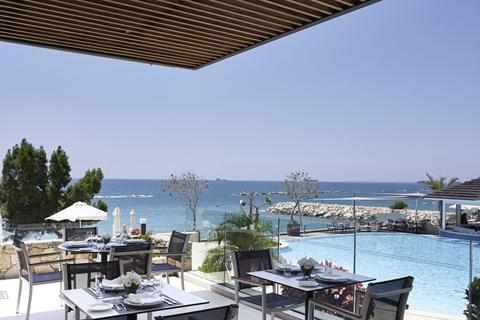 Super zonvakantie Cyprus. - Hotel The Royal Apollonia