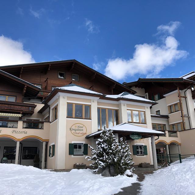 Hotel Königsleiten Vital Alpin Tirol