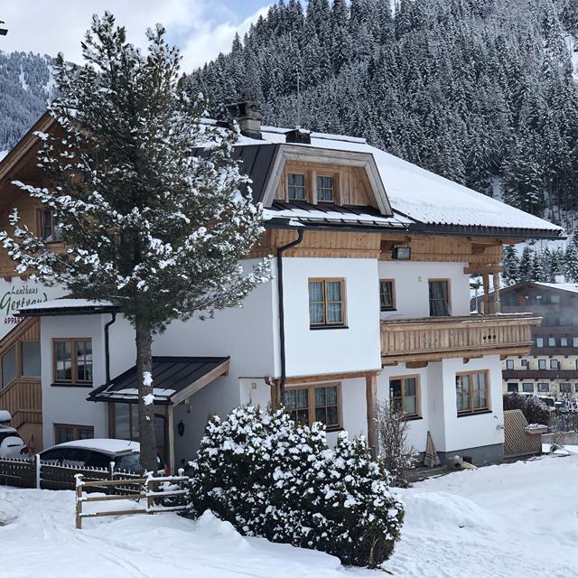 Appartementen Landhaus Gertraud Tirol