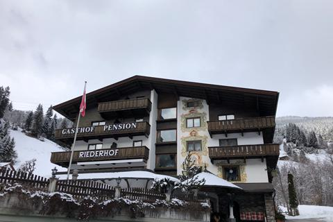 Top wintersport Zillertal ⛷️Gasthof Riederhof