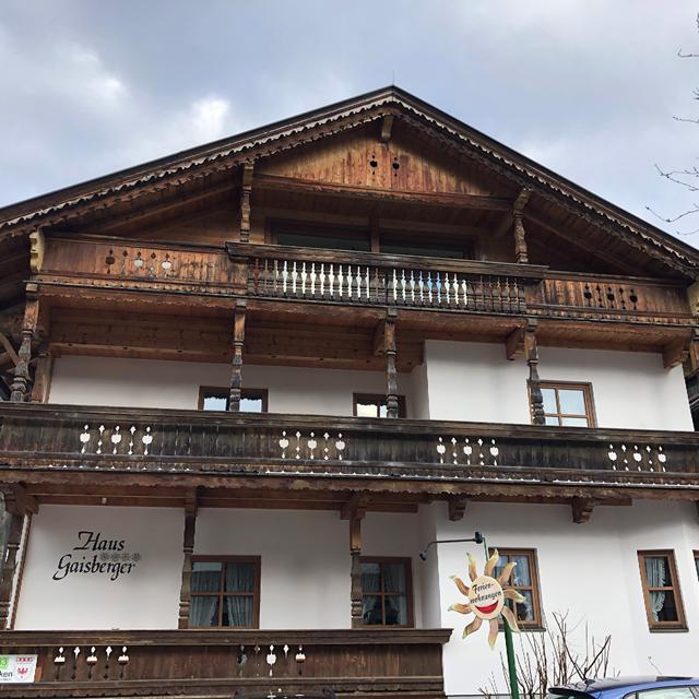 Appartementen Haus Gaisberger