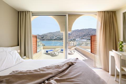 All inclusive zonvakantie Rhodos - Hotel Lindos Royal