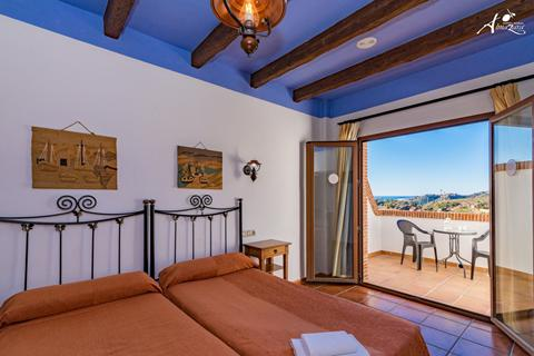 Goedkope zonvakantie Andalusië - Costa del Sol - Hotel Rural Almazara
