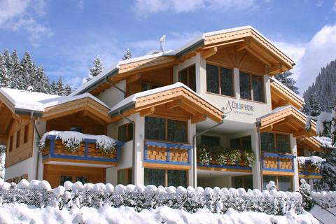 Goedkope wintersport Val di Fiemme ⛷️Color Home Suite Appartementen