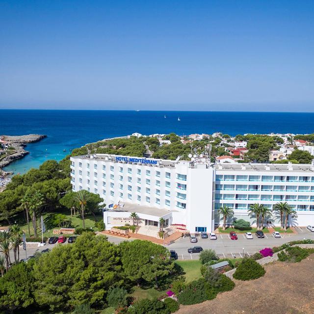 Hotel Globales Mediterrani Menorca Cala Blanca