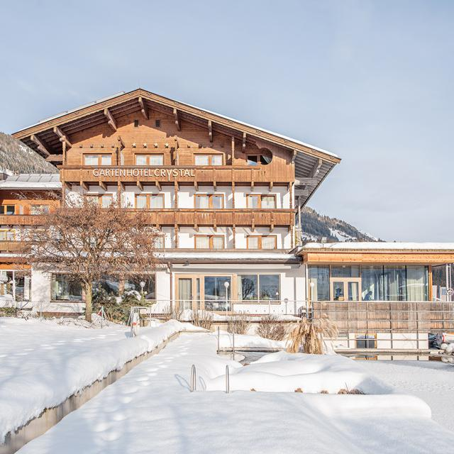 Hotel Crystal Tirol