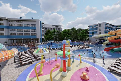 All inclusive zomervakantie Zwarte Zee - Hotel & Appartementen Kuban