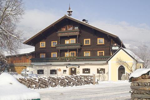 Goedkope skivakantie Zell am See - Kaprun ⛷️Appartementen Hammerschmidt