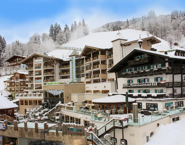 Meer info over Hotel Stammhaus Wolf  bij Bizztravel wintersport