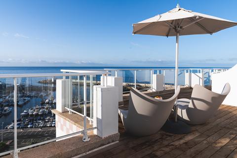 Goedkope zonvakantie Gran Canaria - Aparthotel Marina Bay View