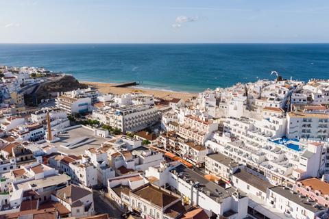 Last minute vakantie Algarve 🏝️Hotel California Urban Beach