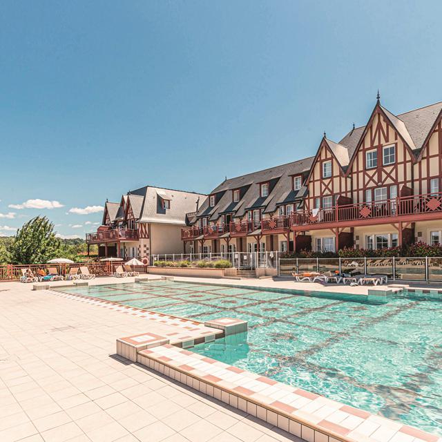 Résidence Pierre et Vacances Premium et Spa Houlgate