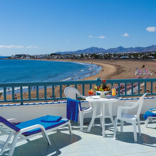 Hotel Seaside Los Jameos