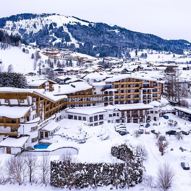 Meer info over Sporthotel Ellmau  bij Sunweb-wintersport