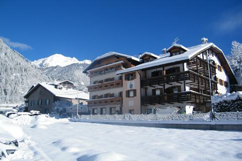 Korting skivakantie Val di Fiemme ⛷️Hotel La Montanara